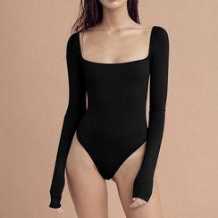 Sosana - Long-Sleeve Bodysuit