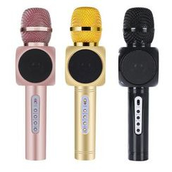 GFC - Rechargeable Bluetooth Karaoke Microphone