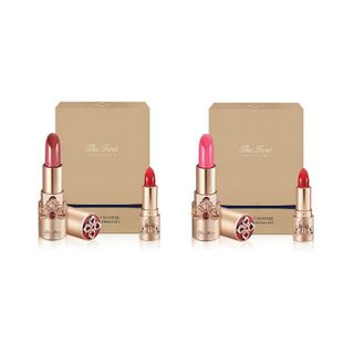 O HUI - The First Geniture Lipstick Special Set - 2 Colors
