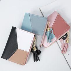 lunacove - Color Block Bifold Wallet