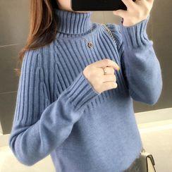Romantica - Turtle-Neck Sweater