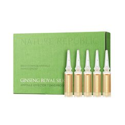NATURE REPUBLIC - Ginseng Royal Silk Ampoule Effector 7 Days Program Special Set
