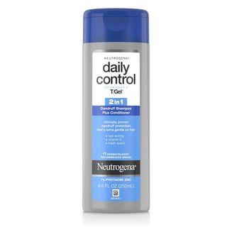 Neutrogena - T/Gel Daily Control 2-in-1 Dandruff Shampoo Plus Conditioner