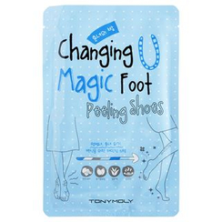 TONYMOLY - Calcetines exfoliantes Changing You Magic Foot