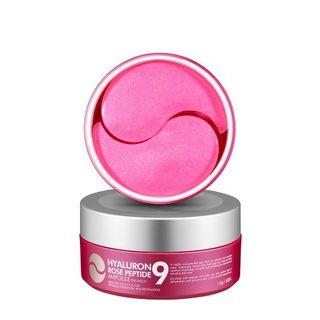 MEDI-PEEL - Hyaluron Rose Peptide 9 Ampoule Eye Patch 60pcs