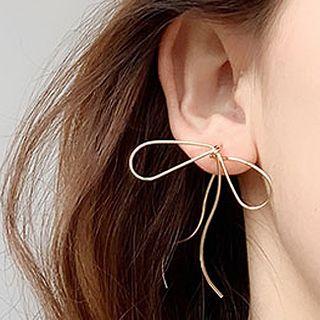 Cuivre - Bow Earring