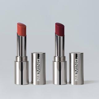 NAMING - Sheer Tinted Lip Balm - 2 Colors