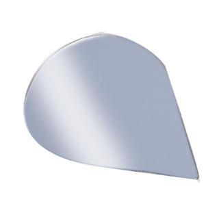 ioishop - 镜子贴纸 - 银色
