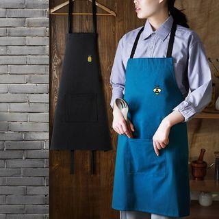 Home Simply - 刺绣 / 贴布绣棉布围裙