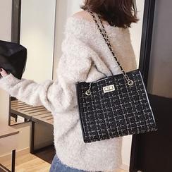 Koniga - Tweed Handbag