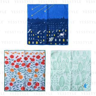 CHARLEY - Imagination Towel Handkerchief - 3 Types