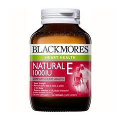 BLACKMORES - Natural Vitamin E 1000IU