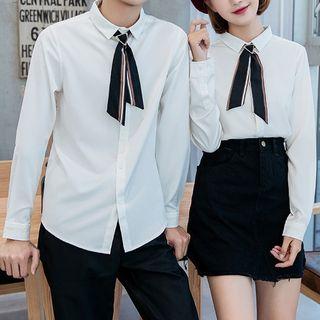 Bjorn - Couple Matching Slim-Fit Shirt