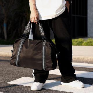 ETONWEAG - Striped Duffel Bag