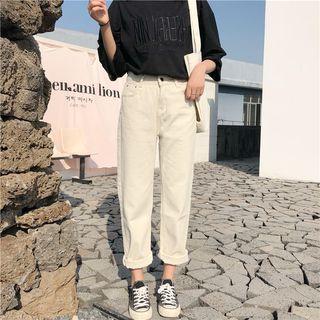 Ganache - Straight-Leg Jeans