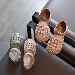 Luco - Kids Woven Sandals