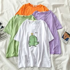 Sinfonietta - Short-Sleeve Printed T-Shirt