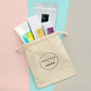COSRX - YESSTYLE x COSRX 24 Hours Acne First-Aid Kit Bag Version (Limited Edition)