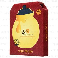 Papa Recipe - Bombee Ginseng Red Honey Oil Mask Pack