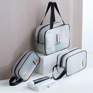 Pagala - Travel Translucent Toiletry Bag