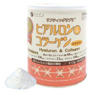 Fine Japan - Hyaluron & Collagen Drink(Canned)