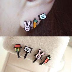 Joodii - Earring (Various Designs)