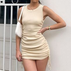 Baratone - Plain Tank Top Dress
