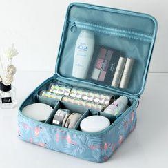 Showroom(ショウルーム) - Travel Print Makeup Bag