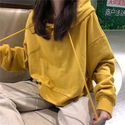 Ping Pong - Plain Long-Sleeve Hoodie