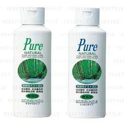 beauty experience - Pure Natural Shampoo 300ml - 2 Types