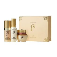 The History of Whoo - Bichup 3-Step Special Gift Kit