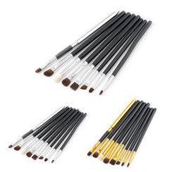 Stroke of Beauty - 8-Piece Makeup Brush Set