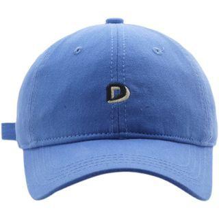 HARPY - 字母D刺繡棒球帽