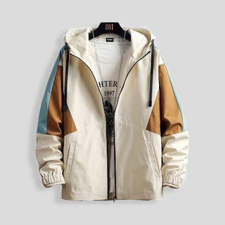HARK - Hooded Zip Jacket