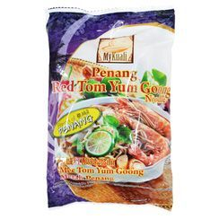 Grainee Foods - MyKuali Penang Red Tom Yum Goong Soup Noodle