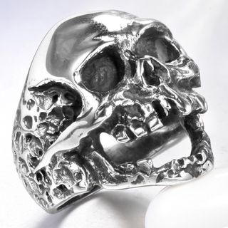 Sigil - Stainless Steel Skull Ring