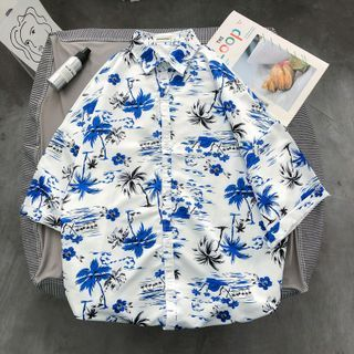 Jozev - Print Short-Sleeve Shirt
