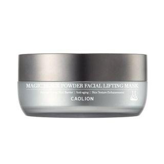 CAOLION - Magic Black Powder Facial Lifting Mask