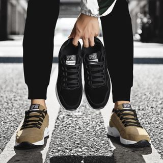 Signore - Lettering Sneakers
