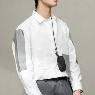 Orizzon - Color Block Shirt