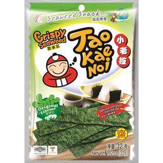 Tao Kae Noi - Saveur Classique d'Algues Croustillantes 32g