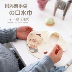 DOLLIY(ドリー) - Pig Print Bib DIY Kit