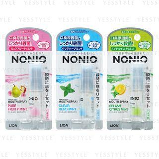 LION - Nonio Mouth Spray 5ml - 3 Types