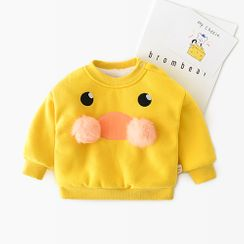 Cen2ury - Kids Cartoon Print Pullover