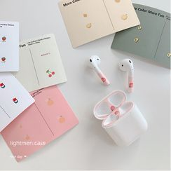 Handy Pie - AirPods Earphone Case Cover  Stickers