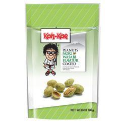 Koh-Kae - Nori Wasabi Flavor Peanuts 180g