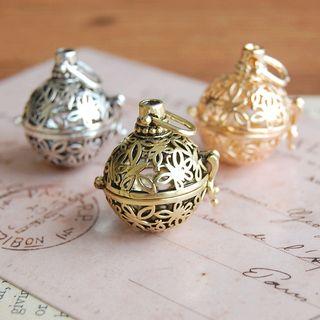 Nisen - Copper Fragrance Sachet Pendant