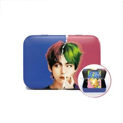 MTPR - BTS V Face Illustration Contact Lens Case