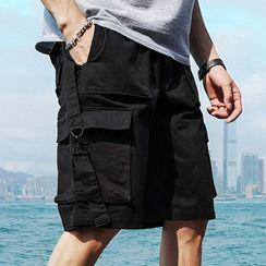 Rampo - 工装短裤