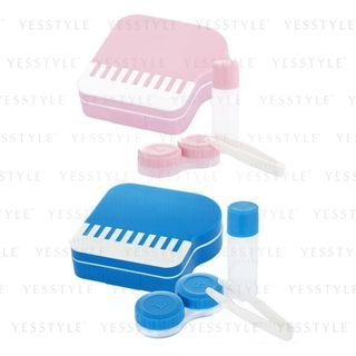 YesStyle Beauty - 钢琴隐形眼镜盒 - 2 款